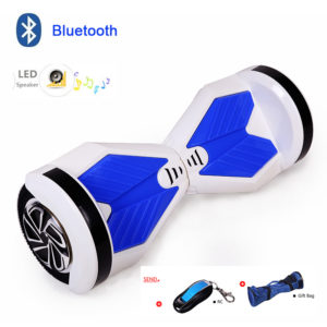 Chicago hoverboards 8 inch w LED & Bluetooth