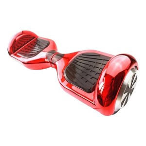 Red Chrome totalhover hoverboards